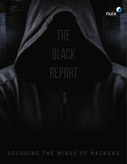 image from The Black Report: Decoding The Minds Of Hackers