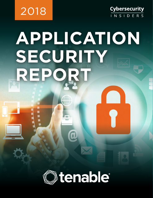 image from 2018 Application Security Report