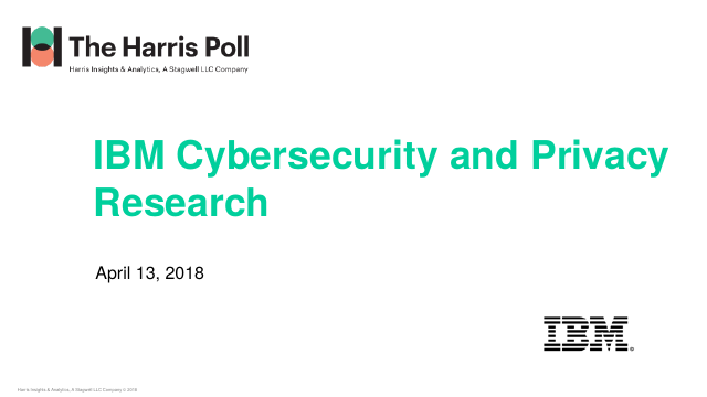 image from IBM Cybersecurity and Privacy Research