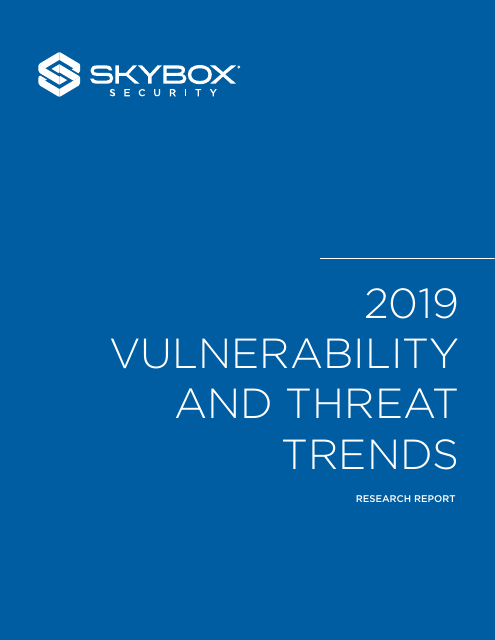 image from 2019 Vulnerability And Threat Trends