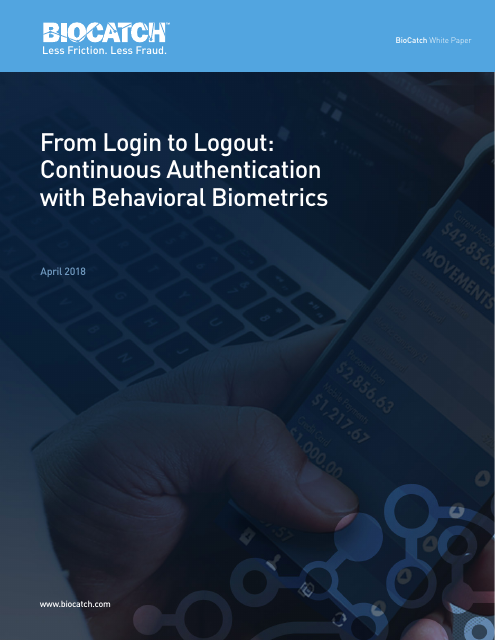 image from From Login to Logout: Continuous Authentication with Behavioral Biometrics
