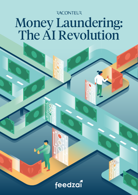 image from Money Laundering: The AI Revolution