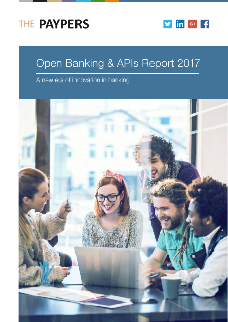 image from Open Banking & APIs Report 2017