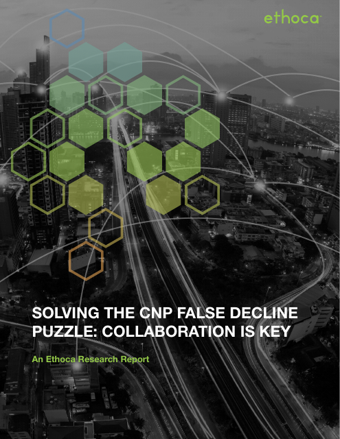 image from Solving The CNP False Decline Puzzle: Collaboration Is Key