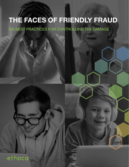 image from The Faces of Friendly Fraud: Six Best Practices For Controlling The Damage