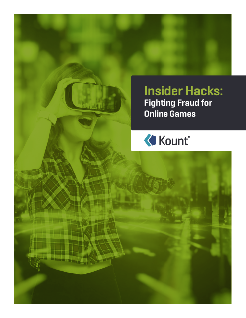 image from Insider Hacks: Fighting Fraud for Online Games