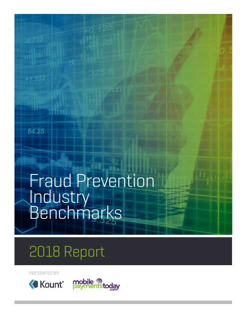 image from Fraud Prevention Industry Benchmarks: 2018 Report