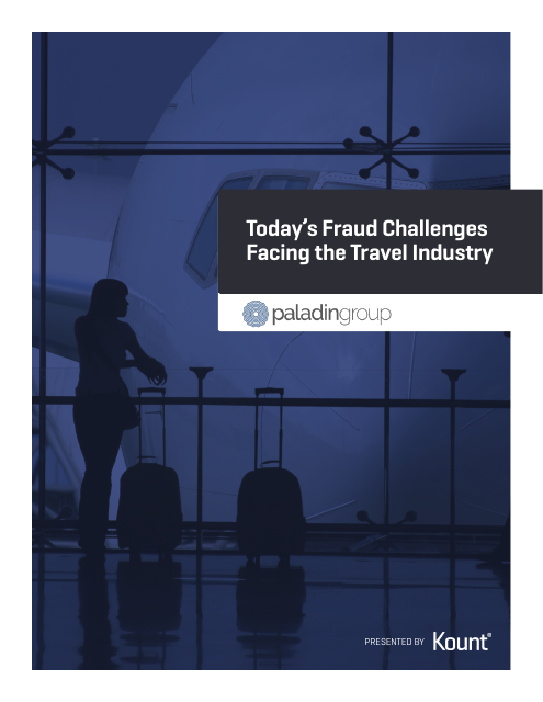 image from Today's Fraud Challenges Facing the Travel Industry