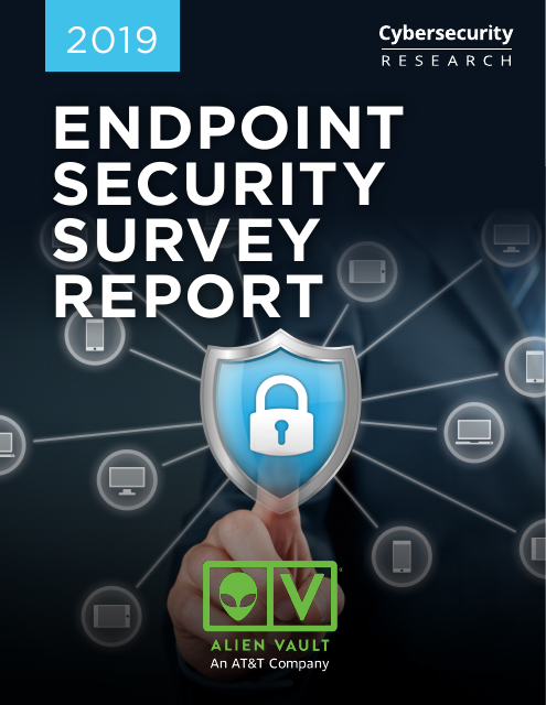 image from 2019 Endpoint Security Survey Report