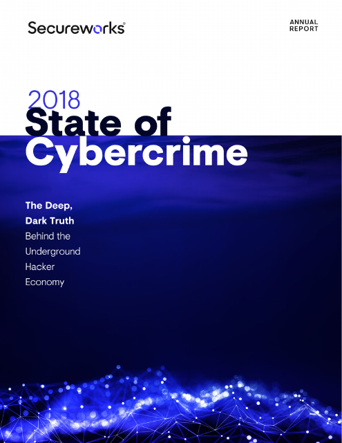 image from 2018 State of Cybercrime