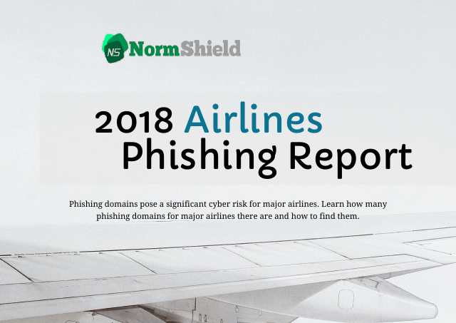 image from 2018 Airlines Phishing Report