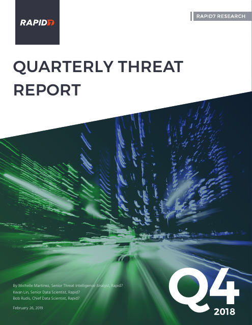 image from Quarterly Threat Report