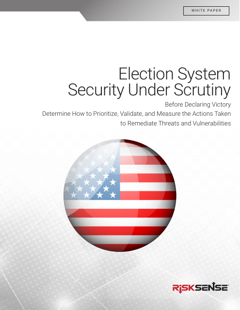 image from Election System Security Under Scrutiny