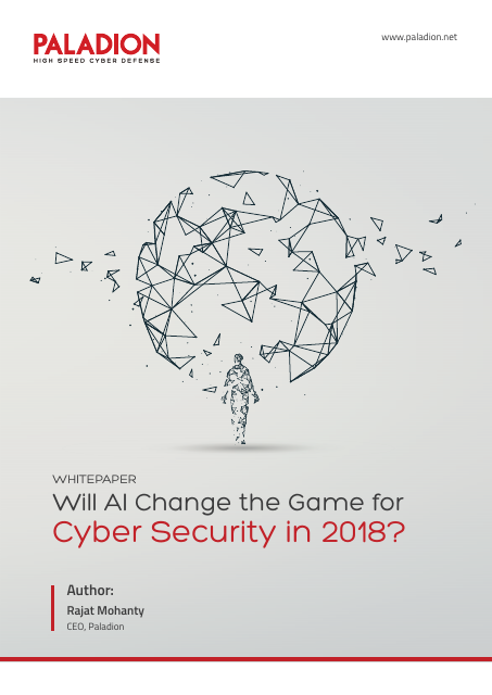 image from Will AI Change the Game for Cyber Security in 2018?
