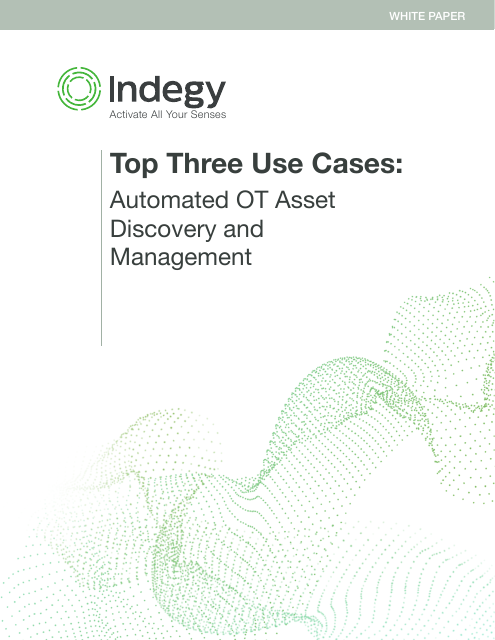 image from Top Three Use Cases: Automated OT Asset Discovery and Management