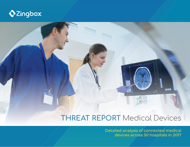 image from Threat Report: Medical Devices