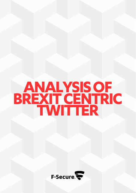 image from Analysis Of Brexit Centric Twitter