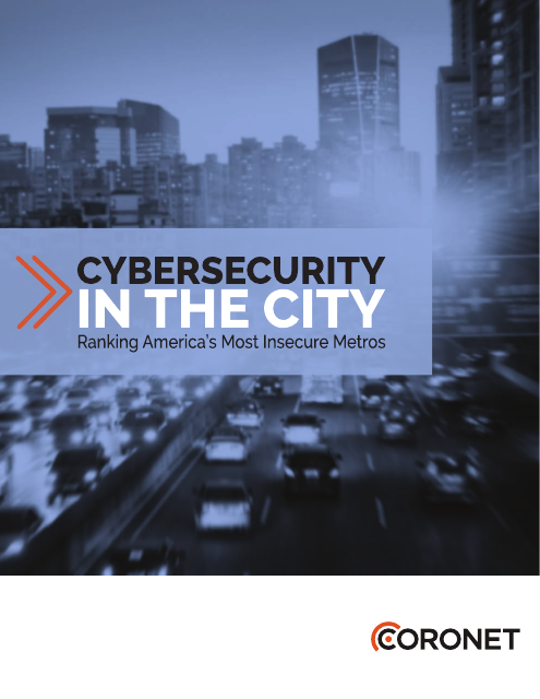 image from Cybersecurity In The City: Ranking America's Most Insecure Metros