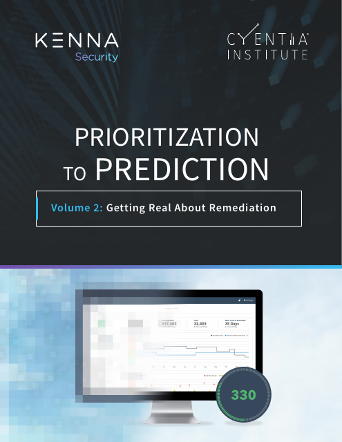 image from Prioritization to Prediction: Volume 2: Getting Real About Remediation