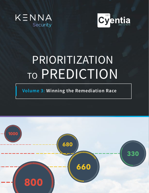 image from Prioritization To Prediction: Volume 3: Winning the Remediation Race