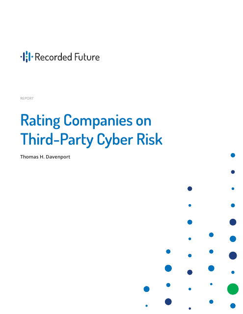 image from Rating Companies on Third-Party Cyber Risk