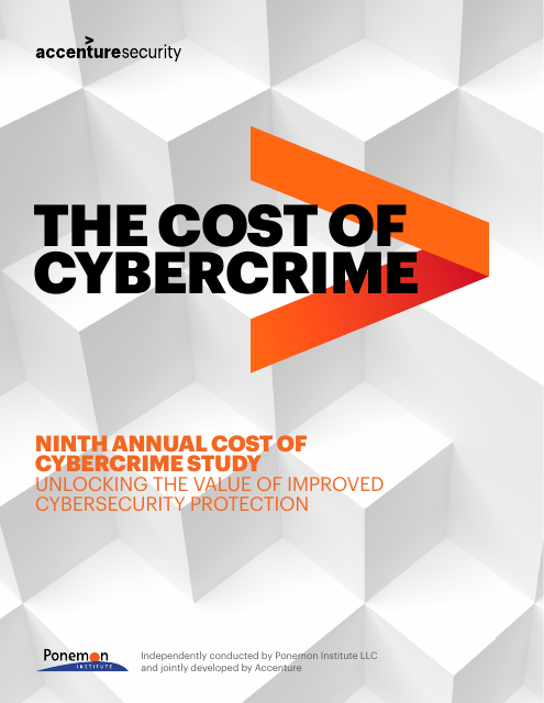 image from The Cost Of Cybercrime