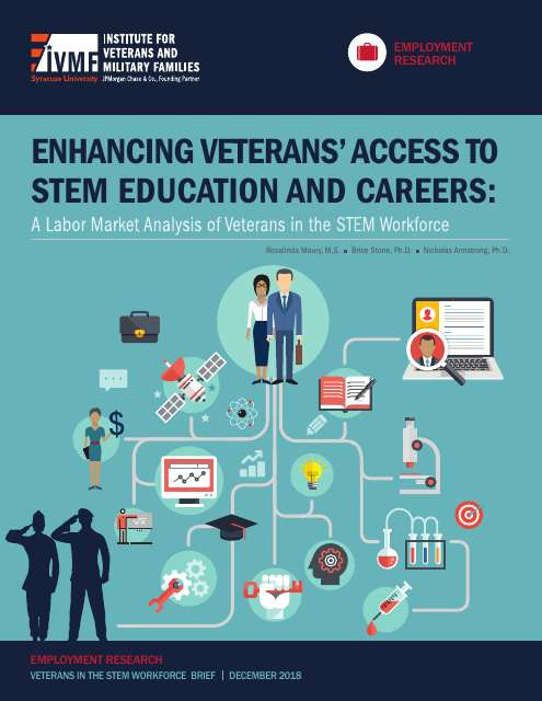 image from Enhancing Veterans' Access To Stem Education And Careers