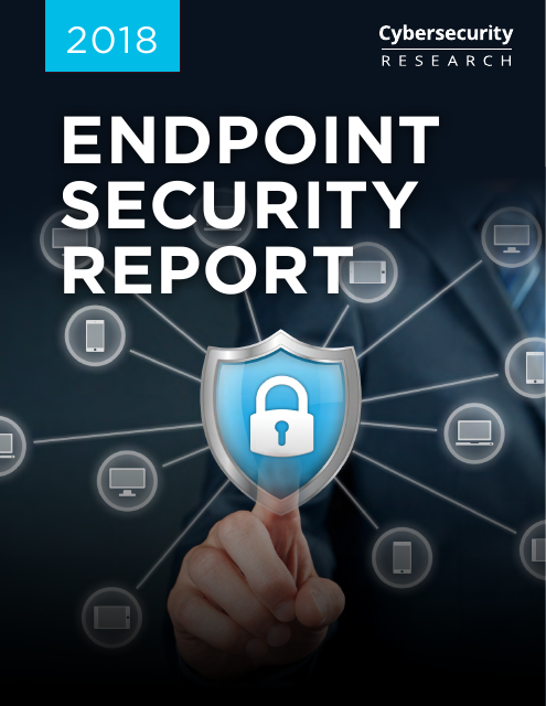 image from 2018 Endpoint Security Report