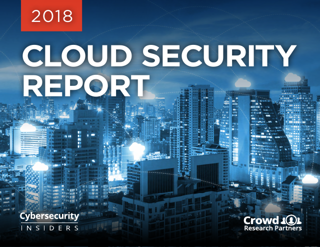 image from 2018 Cloud Security Report