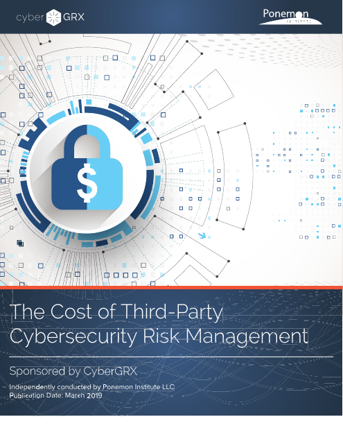 image from The Cost Of Third-Party Cybersecurity Risk Management