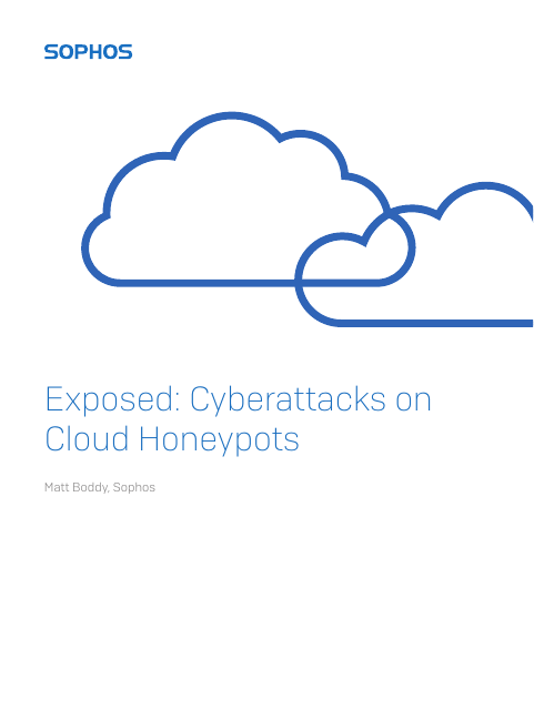 image from Exposed: Cyberattacks On Cloud Honeypots