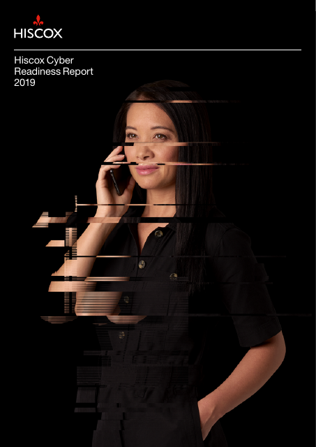image from Hiscox Cyber Readiness Report 2019