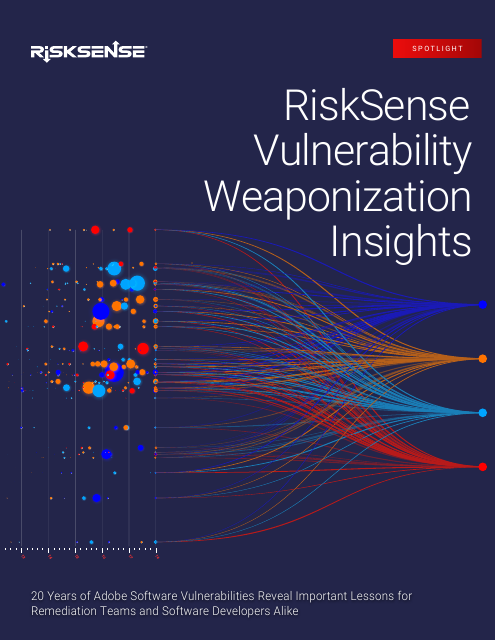 image from RiskSense Vulnerability Weaponization Insights