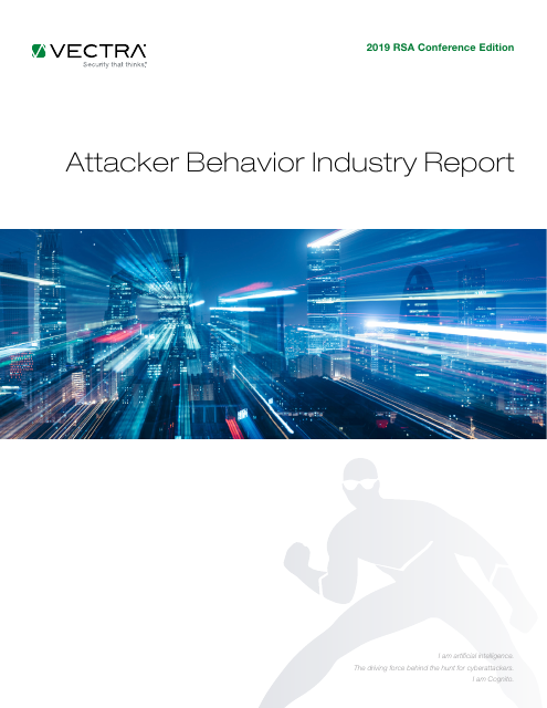 image from Attacker Behavior Industry Report