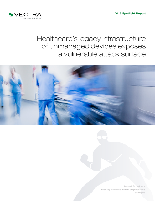 image from Healthcare's Legacy Infrastructure Of Unmanaged Devices Exposes A Vulnerable Attack Surface