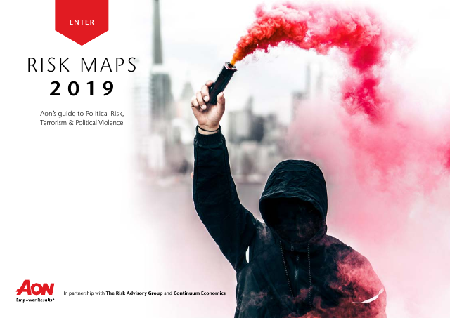 image from Risk Maps 2019