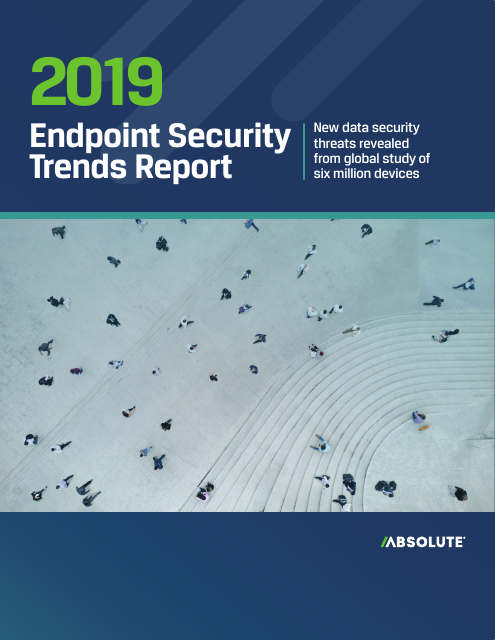 image from 2019 Endpoint Security Trends Report