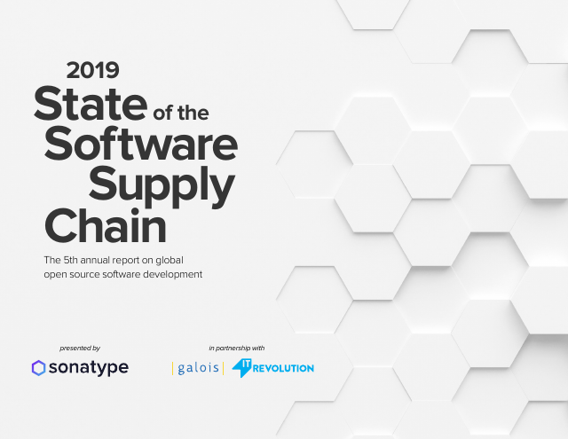 image from 2019 State of the Software Supply Chain