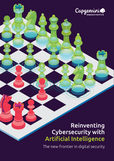 image from Reinventing Cybersecurity With Artificial Intelligence