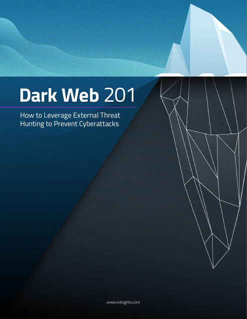 image from Dark Web 201: How to Leverage External Threat Hunting to Prevent Cyberattacks