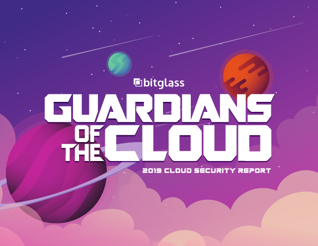 image from Guardians Of The Cloud - 2019 Cloud Security Report