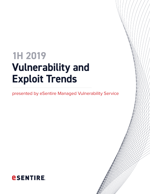 image from 1H 2019 Vulnerability and Exploit Trends