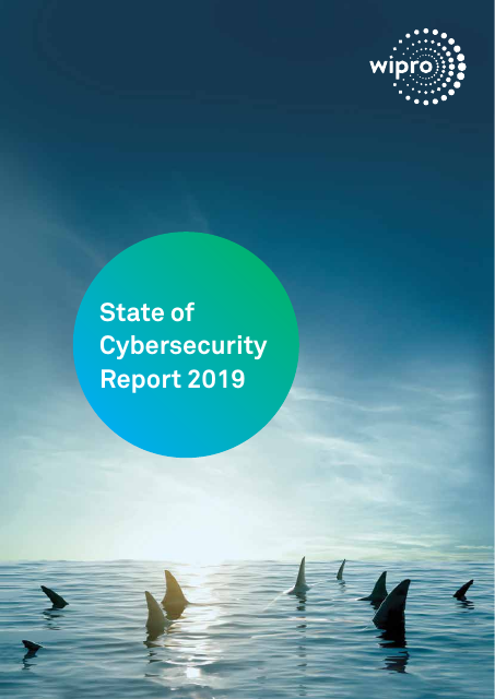 image from State of Cybersecurity Report 2019