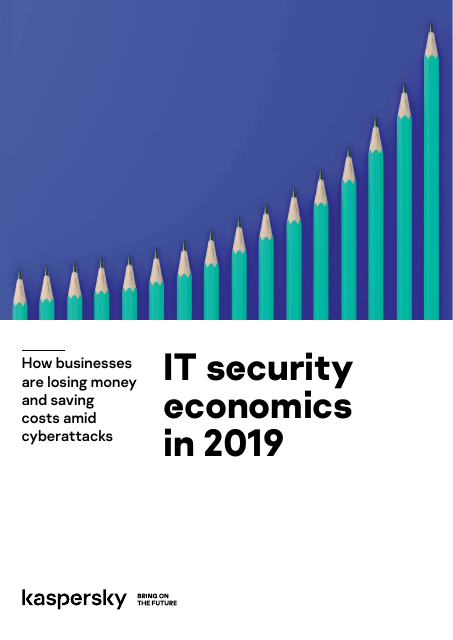 image from IT security economics in 2019