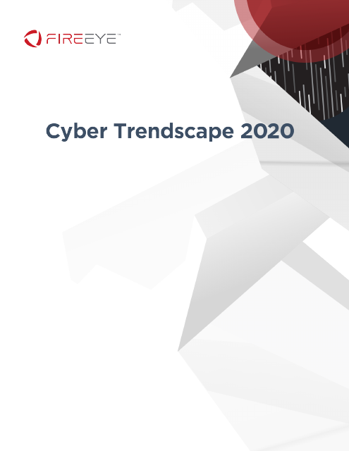 image from 2020 Cyber Trendscape report