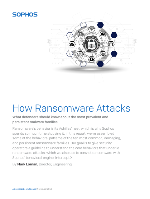 image from How Ransomware Attacks