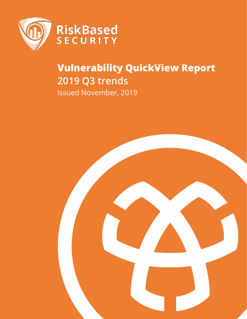 image from Vulnerability QuickView Report Q3 2019