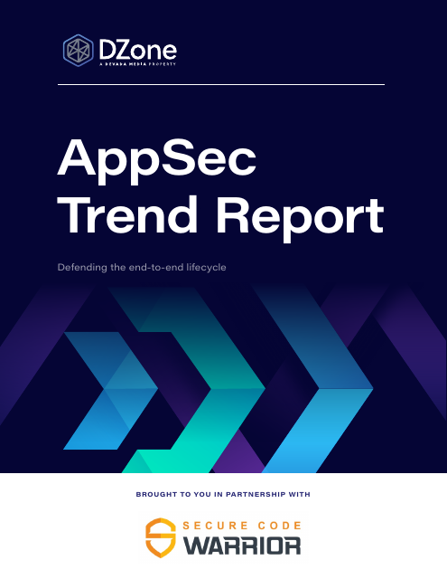 image from AppSec Trend Report