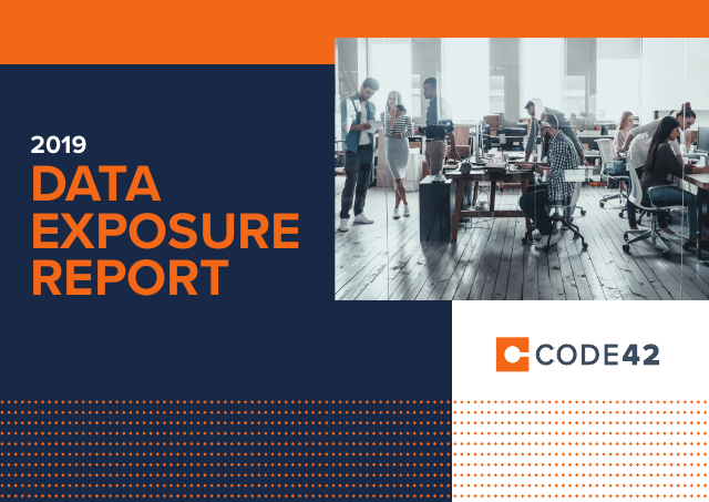 image from 2019 Data Exposure Report
