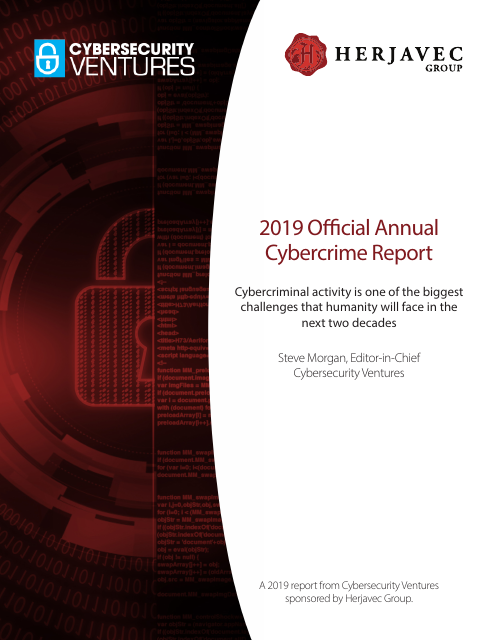 image from 2019 Official Annual Cybercrime Report